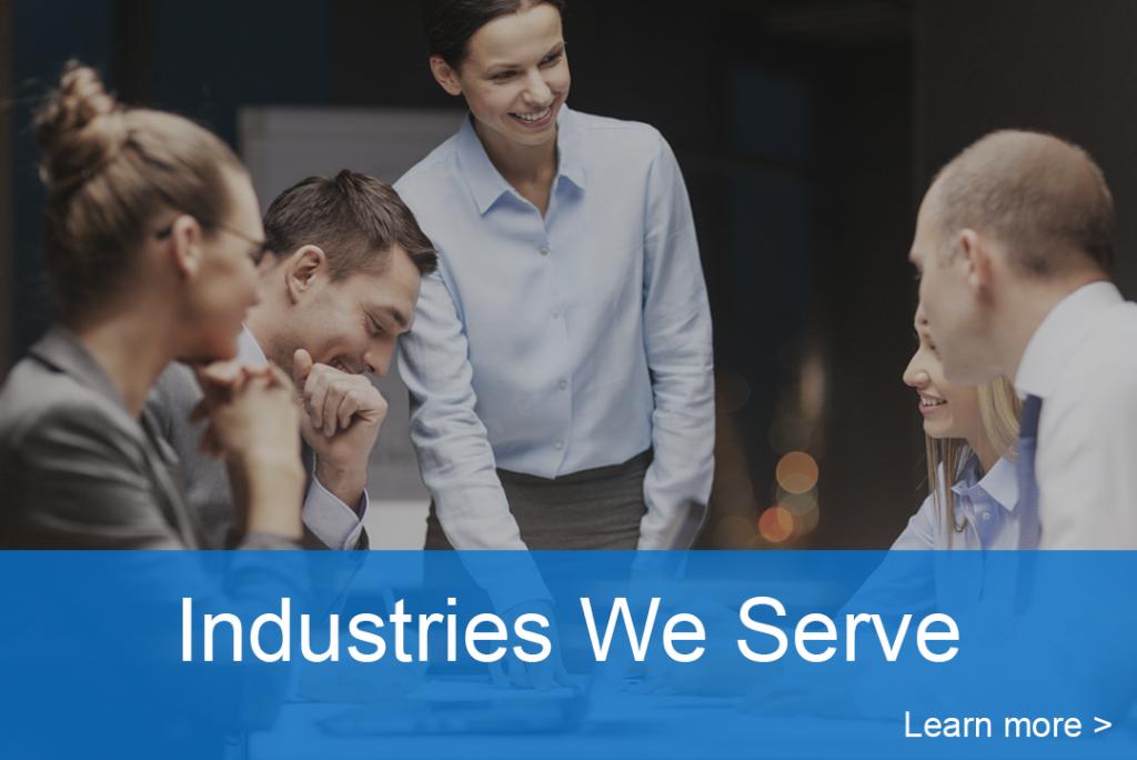 Beyond industries we serve