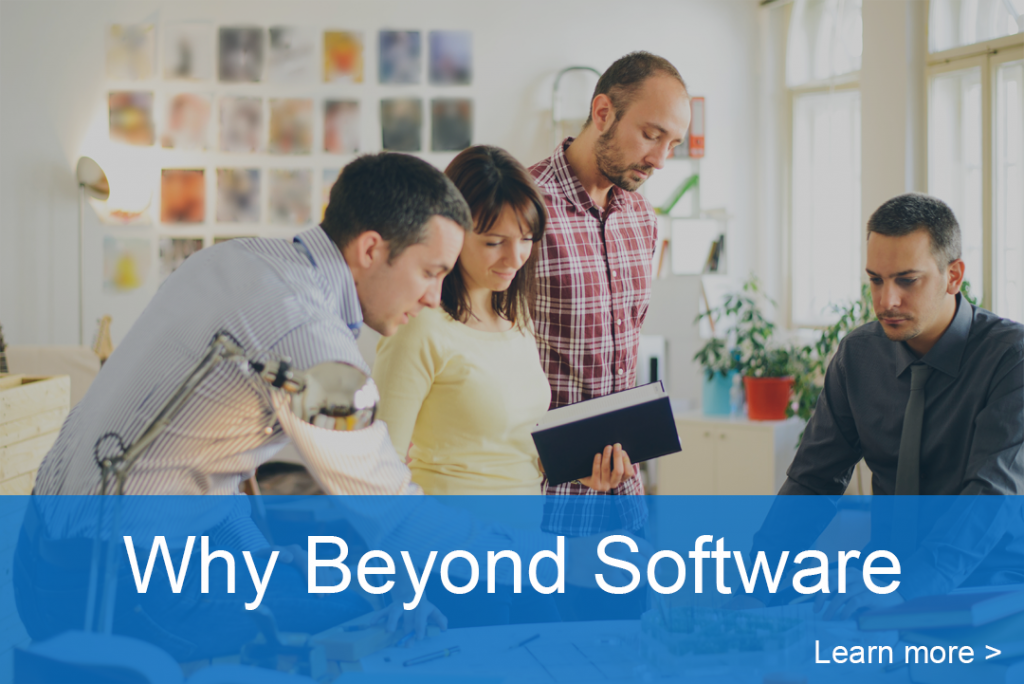 why beyond software